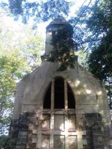 Ztracená kaple